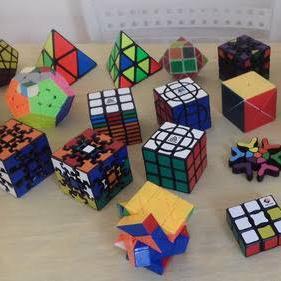 Imagem do grupo 🎖️Colecionador cubo mágico