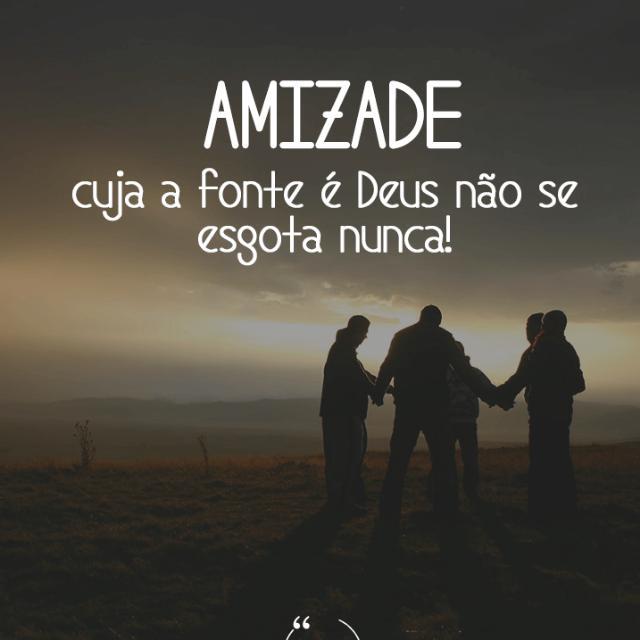Imagem do grupo AMIZADE BLINDADA POR DEUS