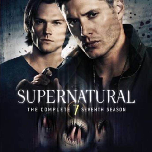 Imagem do grupo Supernatural