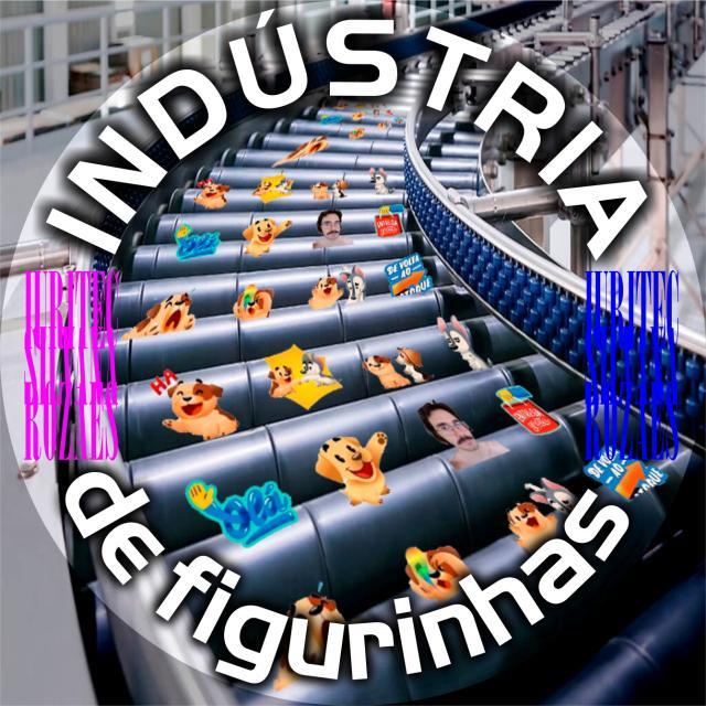 Imagem do grupo Indústria de Figurinhas