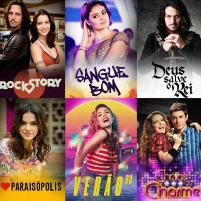 Imagem do grupo Novelas, Filmes e series