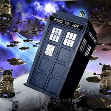 Imagem do grupo Doctor who
