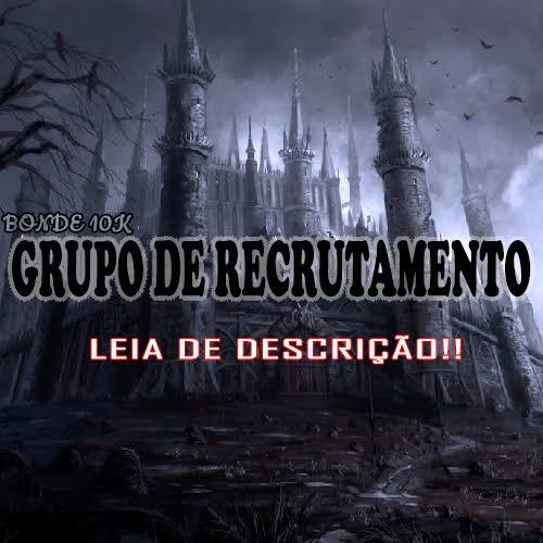 Imagem do grupo Recrutamento GOT