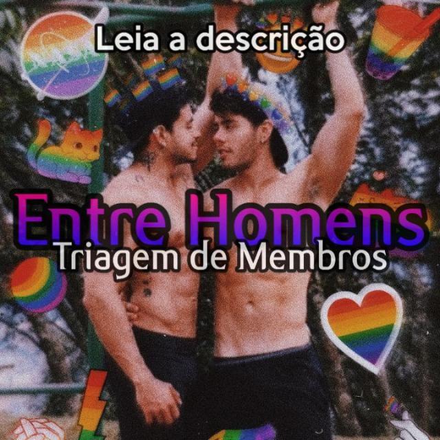 Imagem do grupo Entre Homens (Triagem)
