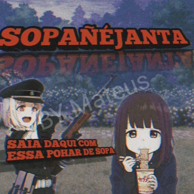 Imagem do grupo SopaNãoÉJanta