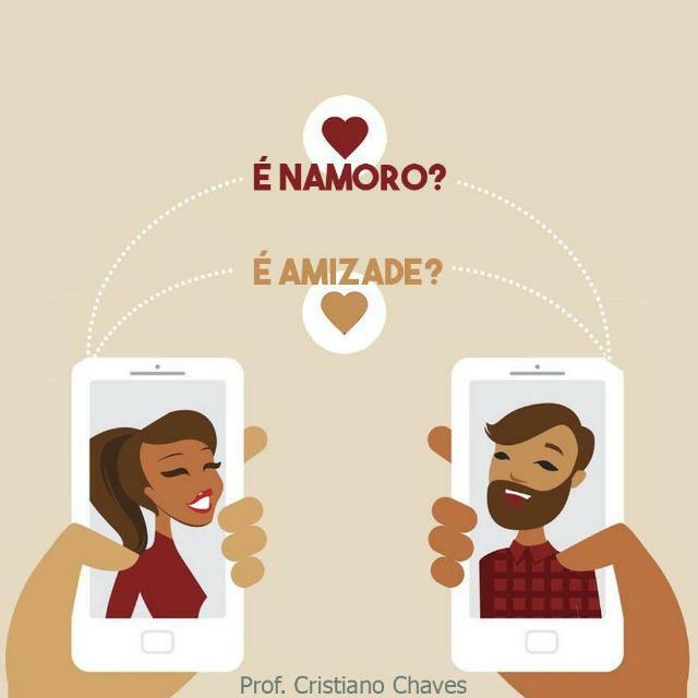 Imagem do grupo Amizade ou namoro?🌚