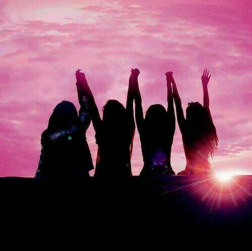 Imagem do grupo friendships